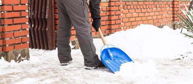 clean and clear snow removal
