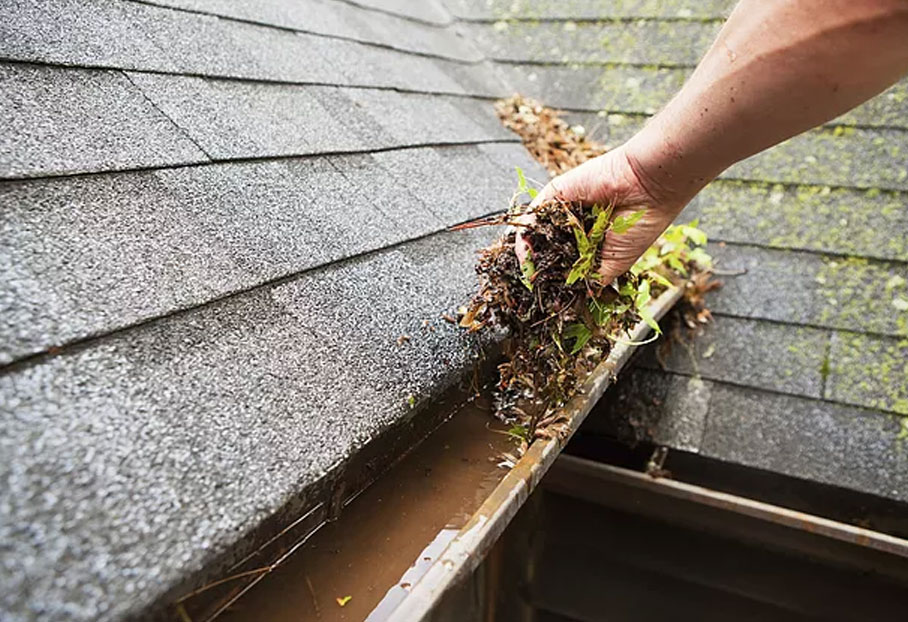 How Gutter Guards Can Make Gutter Cleaning Easier   CleanandClearMN.com