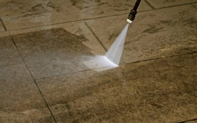 Commercial Pressure Washing: How Often Should You Power Wash Your Business