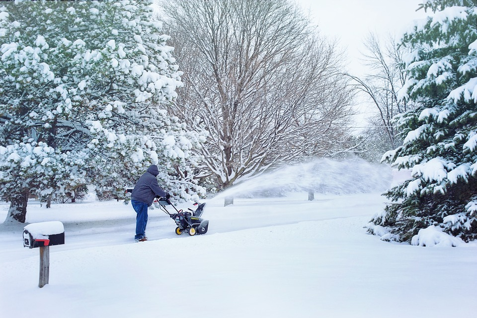 Snow Blowing Removal Twin Cities Metro
