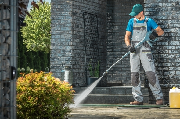 Minneapolis-St. Paul Pressure Washing Service, Pressure Cleaning ...