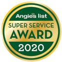 2018 Angie's List Super Service Award® Winner